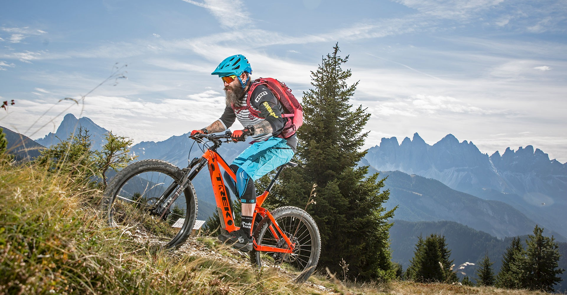 Mountain bike Plose