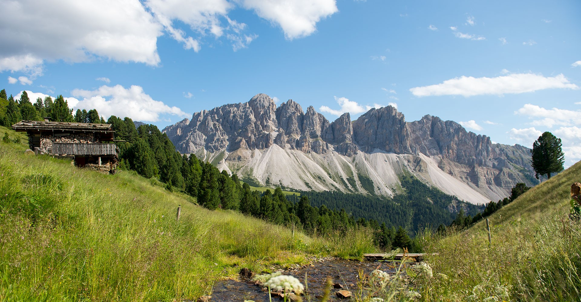 Acitve holiday South Tyrol – Dolomites