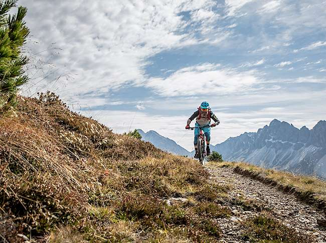 Mountainbike Brixen Plose