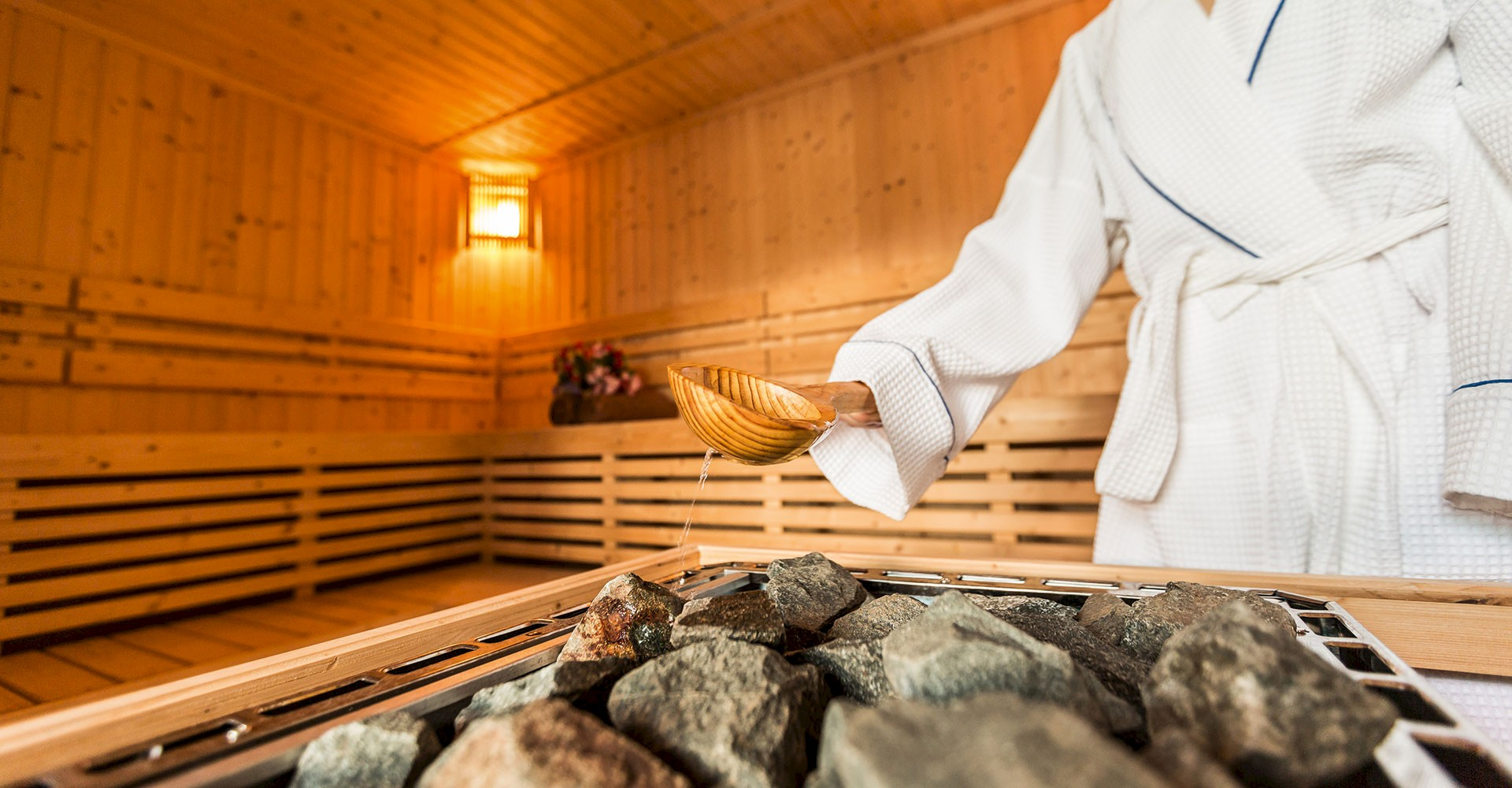Holiday apartments with sauna in South Tyrol