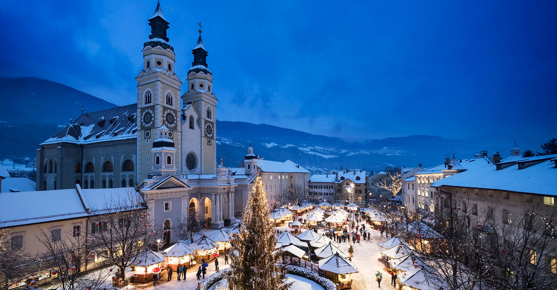 Christmas markets Brixen