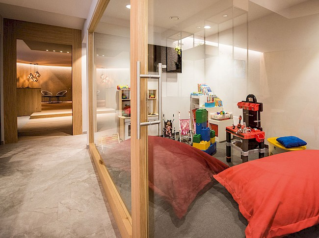 Alpenrose's children's paradise – only the best for our younger guests